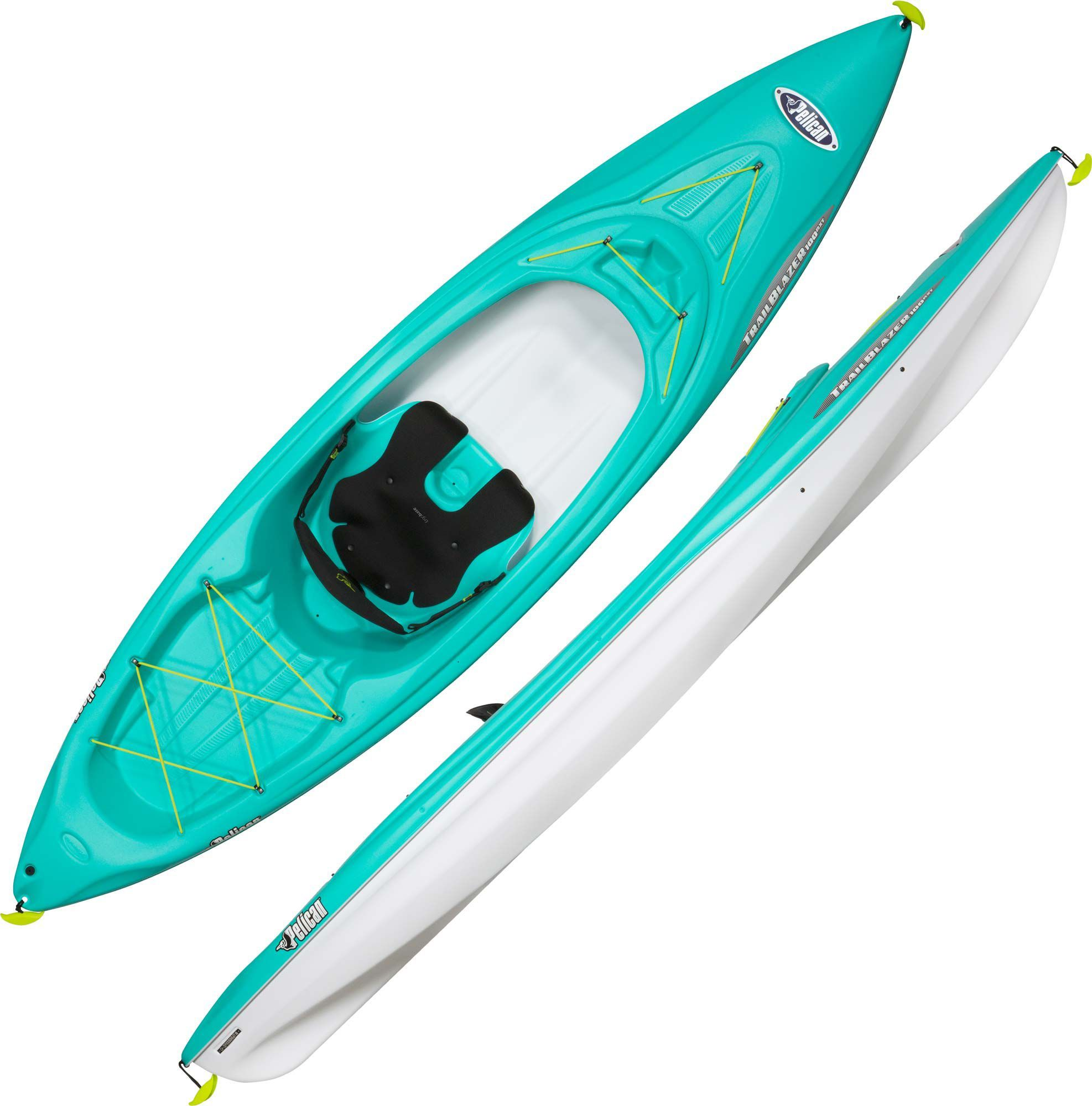Pelican Trailblazer 100 Nxt Kayak With Images Kayak