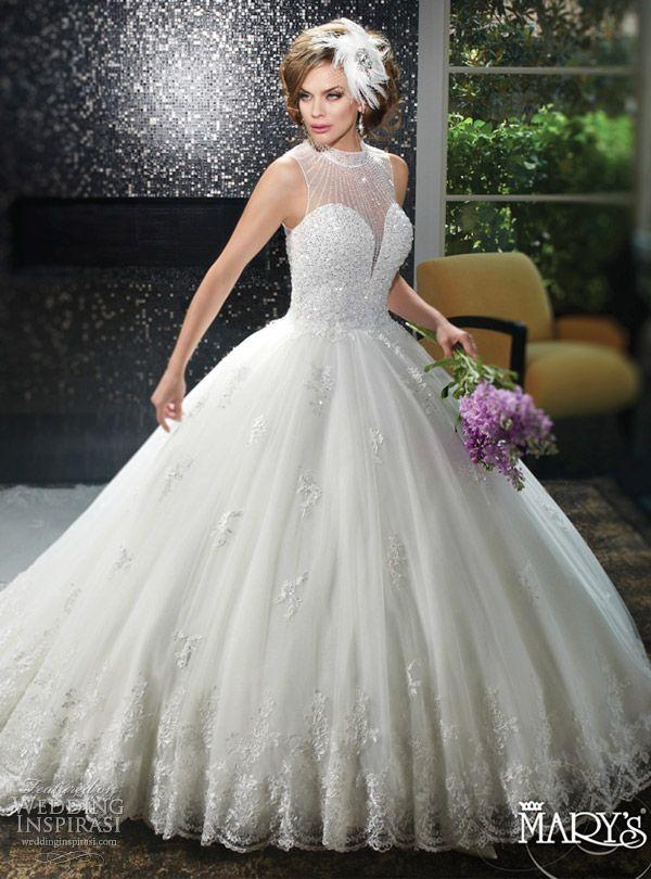 Vestidos de novia marys bridal