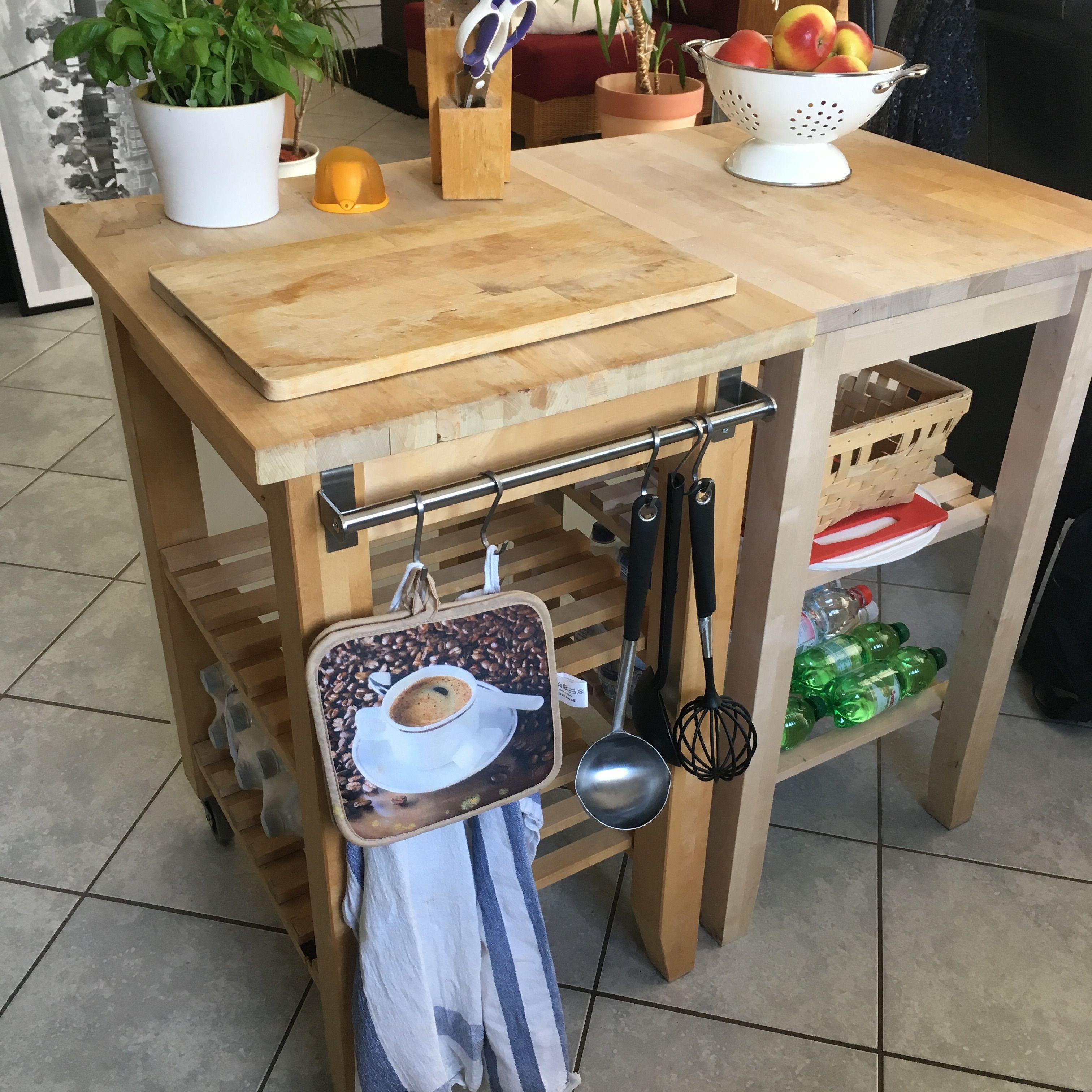 Ikea Holz Kuchenwagen Poco Kuchenwagen