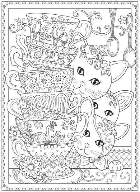 Hottest New Coloring Books March 2017 Roundup Desenhos Para