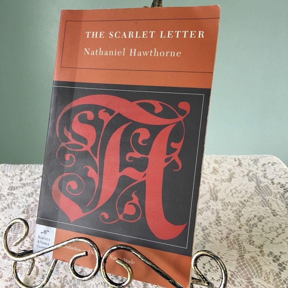 The Scarlet Letter Nathaniel Hawthorne Barnes Noble