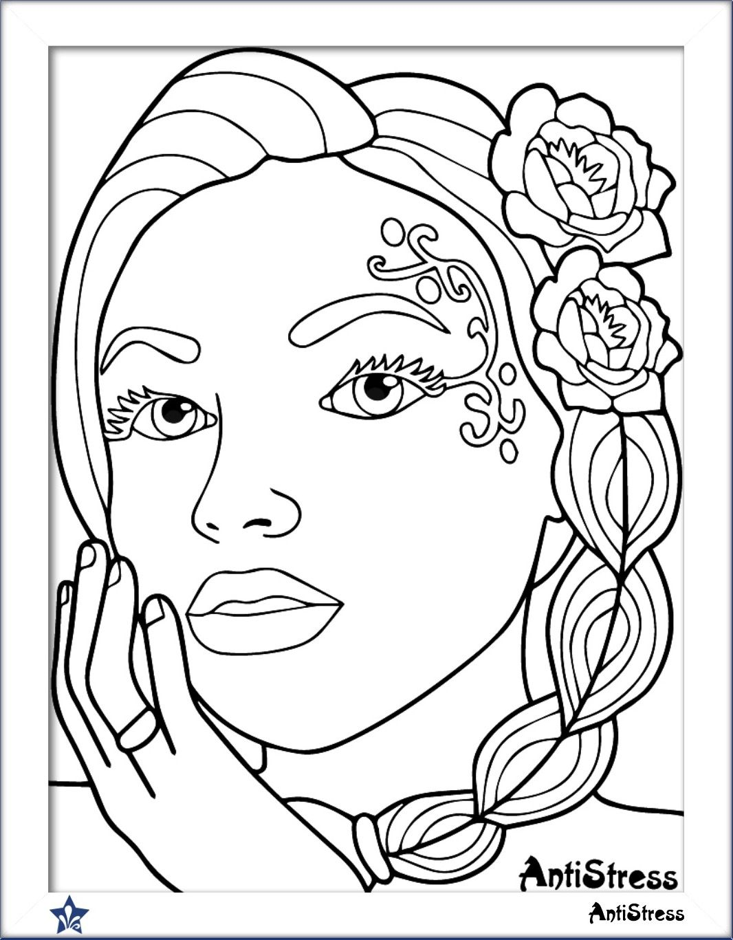 Color me | Coloring Pages for Adults | Pinterest