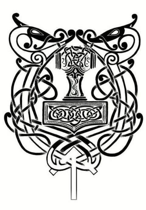 Mjolnir | Asgard | Pinterest