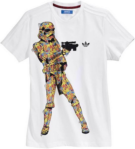 excepcional gama de estilos descuento especial de mejor lugar para Línea Star Wars 2011 por adidas Originals   diseños de ropa ...
