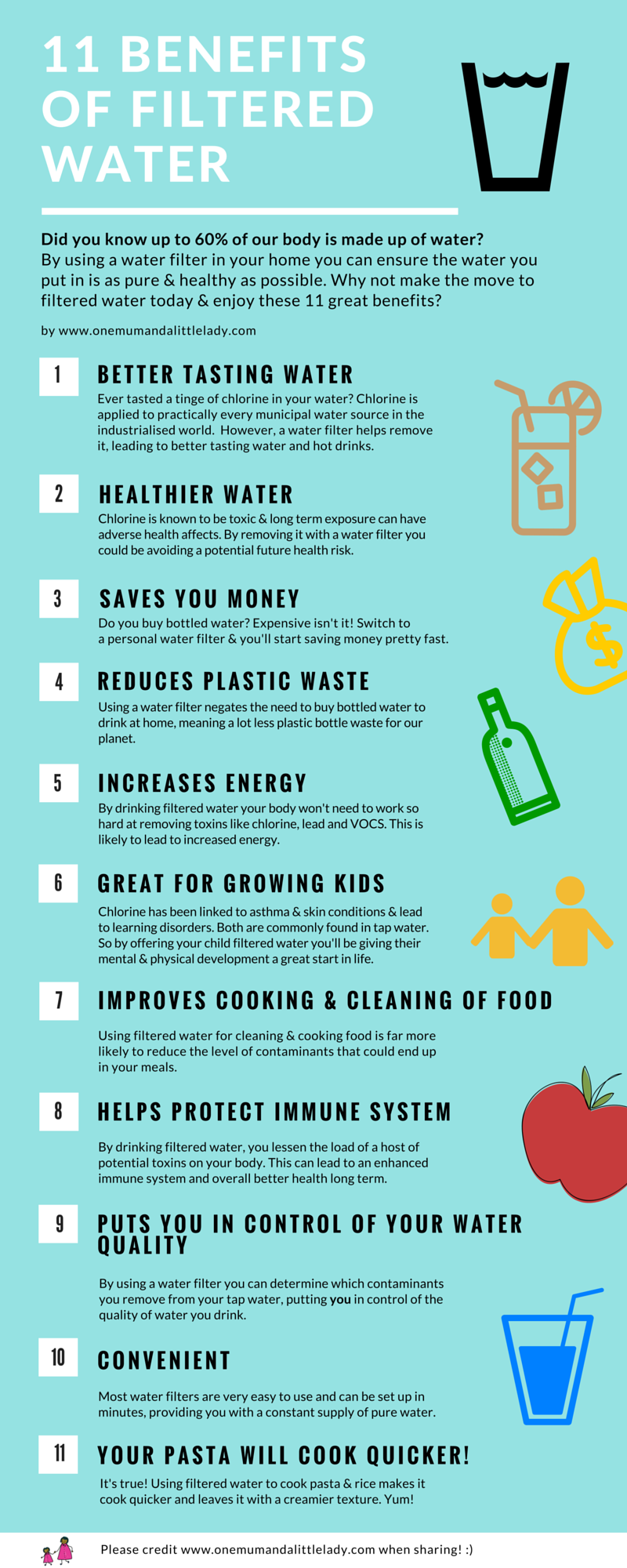 Benefits Of Filtered Water 11 Reasons You Should Make The Switch Today Water Filter Water Health Benefits Healthy Water
