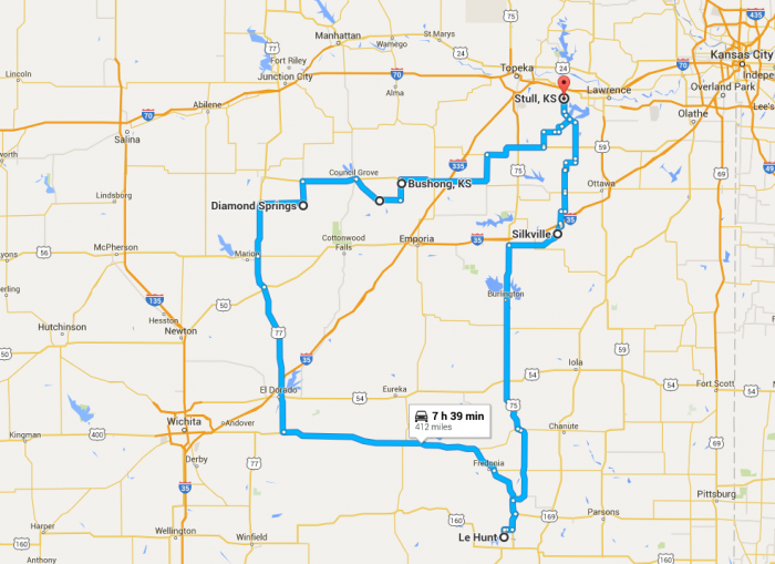 Whether you are interested in history, ghost hunting, or the ... on kansas state capitol, map of kansas towns, kansas on map of usa, florida gulf coast map with towns, kansas map with highways, kansas road map online, north texas map with towns, kansas county map, kansas state outline, kansas state rivers,