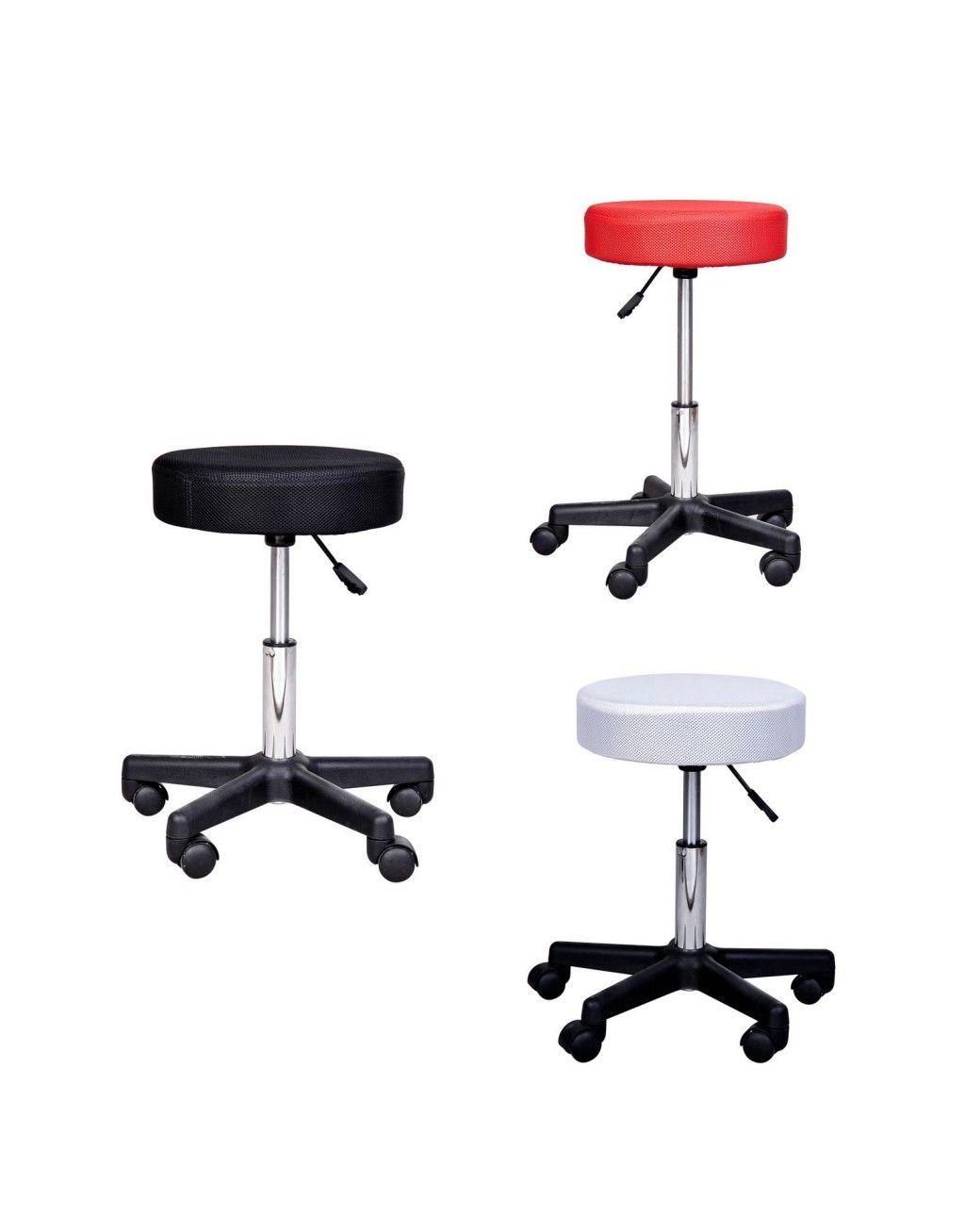 Produit du jour : Tabouret à roulettes  Fiche produit :  • Matériau: Tissu textile+Éponge • Diamètre de l'assise: 35cm • Épaisseur de l'assise: 8cm • Hauteur du siège: 45cm • Hauteur réglable: 10m • Charge maximale: 100kg • Fourni avec trois housses de protection échangeables (rouge, noir, blanc) Référence : 71-0015  Tarif : 49,90€  Lien : http://touttrouver.com/index.php?id_product=163&controller=product #homedesign #maison #deco