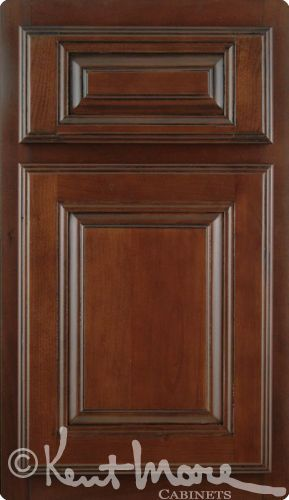 Kent Moore Cabinets Pagosa Lumber Door Displayed In Alder Wood With
