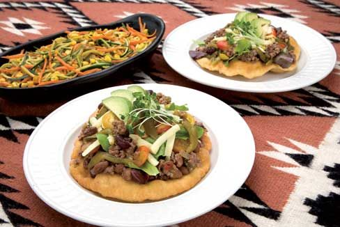 Indian Tacos - New Mexico Magazine