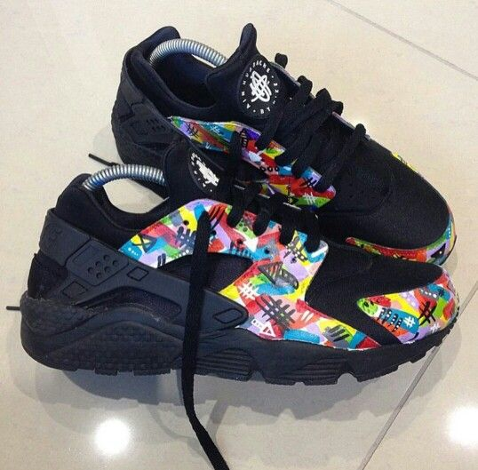 Custom Huarache. Find this Pin and more on Shoe ... 56ab1f779