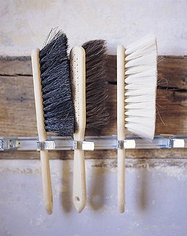 Horse Hair and Goat Hair brushes by Baileys