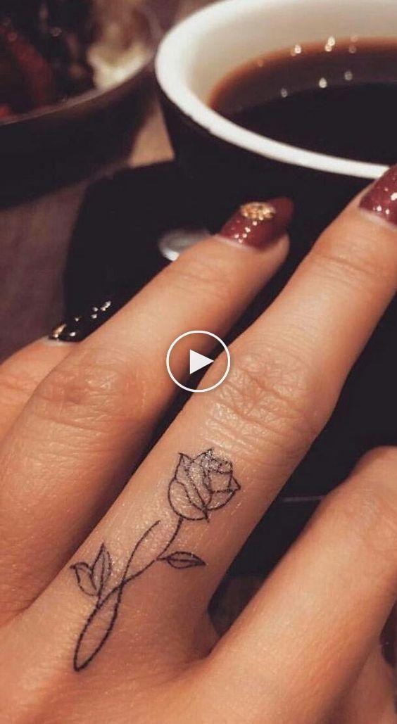 54 piccoli tatuaggi significativi per le donne – Pagina 2 di 6 – Stylish Bunny – Amazing Tatt…