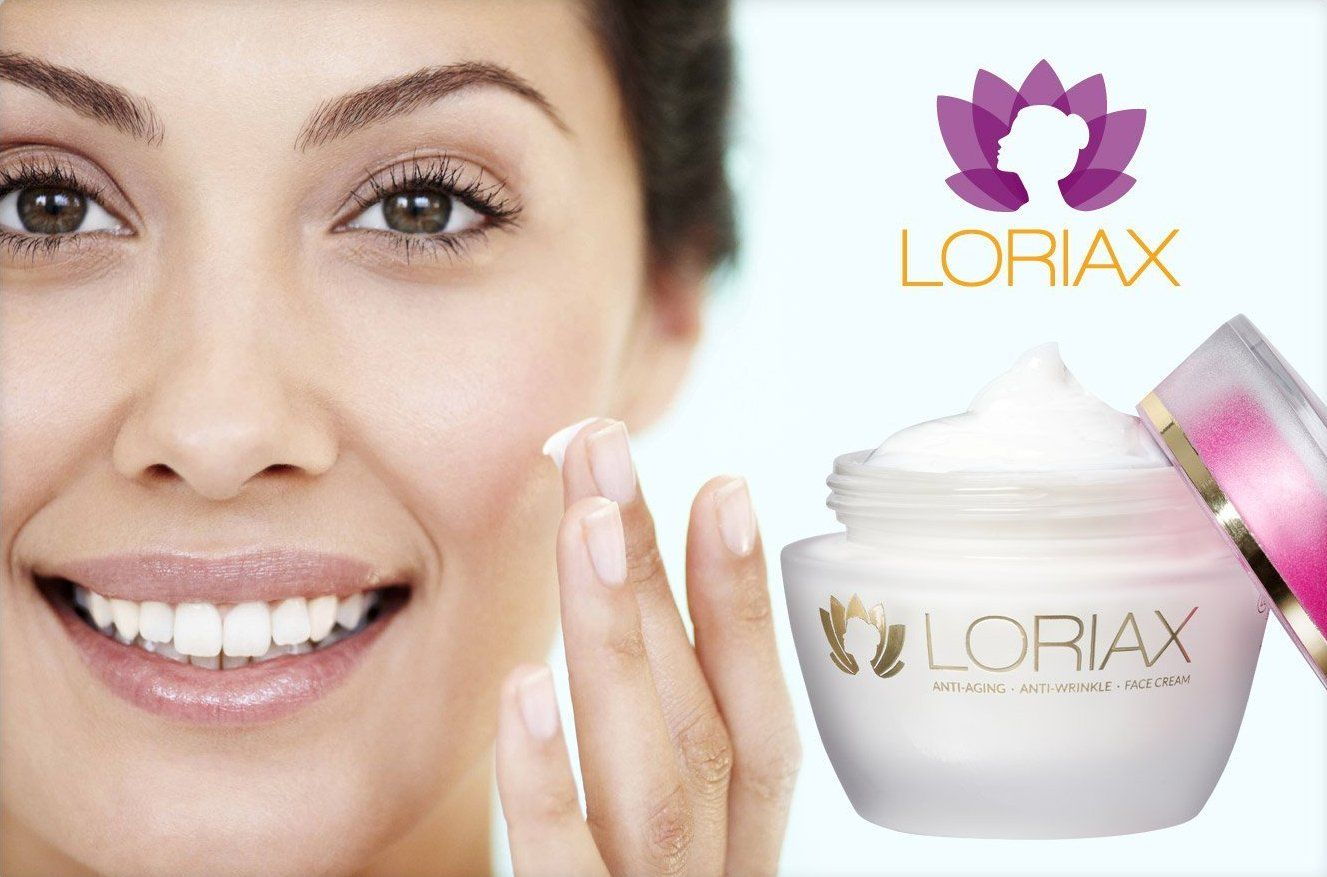 Loriax Face Cream Reviews Natural Ingredients in Anti