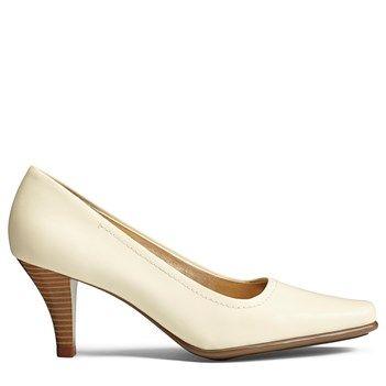7b9f9c501dbe Aerosoles Women s Envy Medium Wide Pump Shoes (Bone Leather ...
