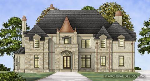 Adelin House Plan