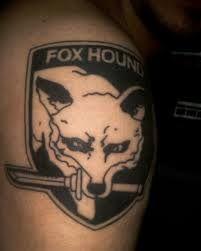 Metal Gear Solid Tattoos Google Search Ink Tattoos Gear