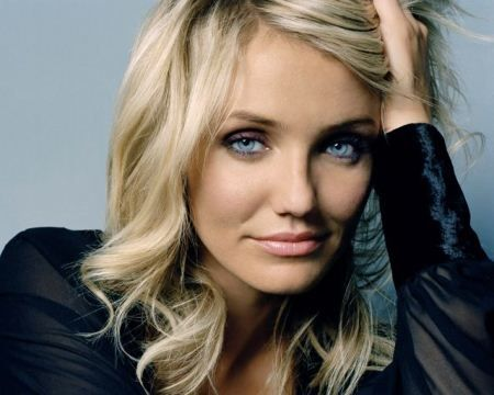 Cameron Diaz Blonde Hair Makeup Blonde Hair Blue Eyes Woman
