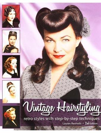 Vintage Hairstyling Lovely Vintage Frisuren Frisuren Und
