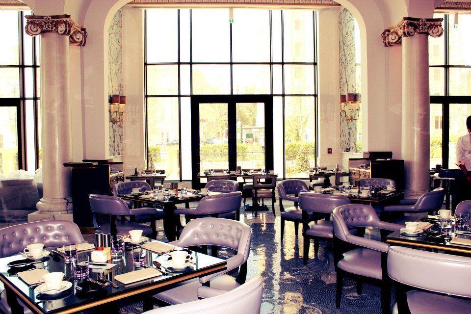 Four Seasons Baku Restaurant Baku Restaurant Interior Baku