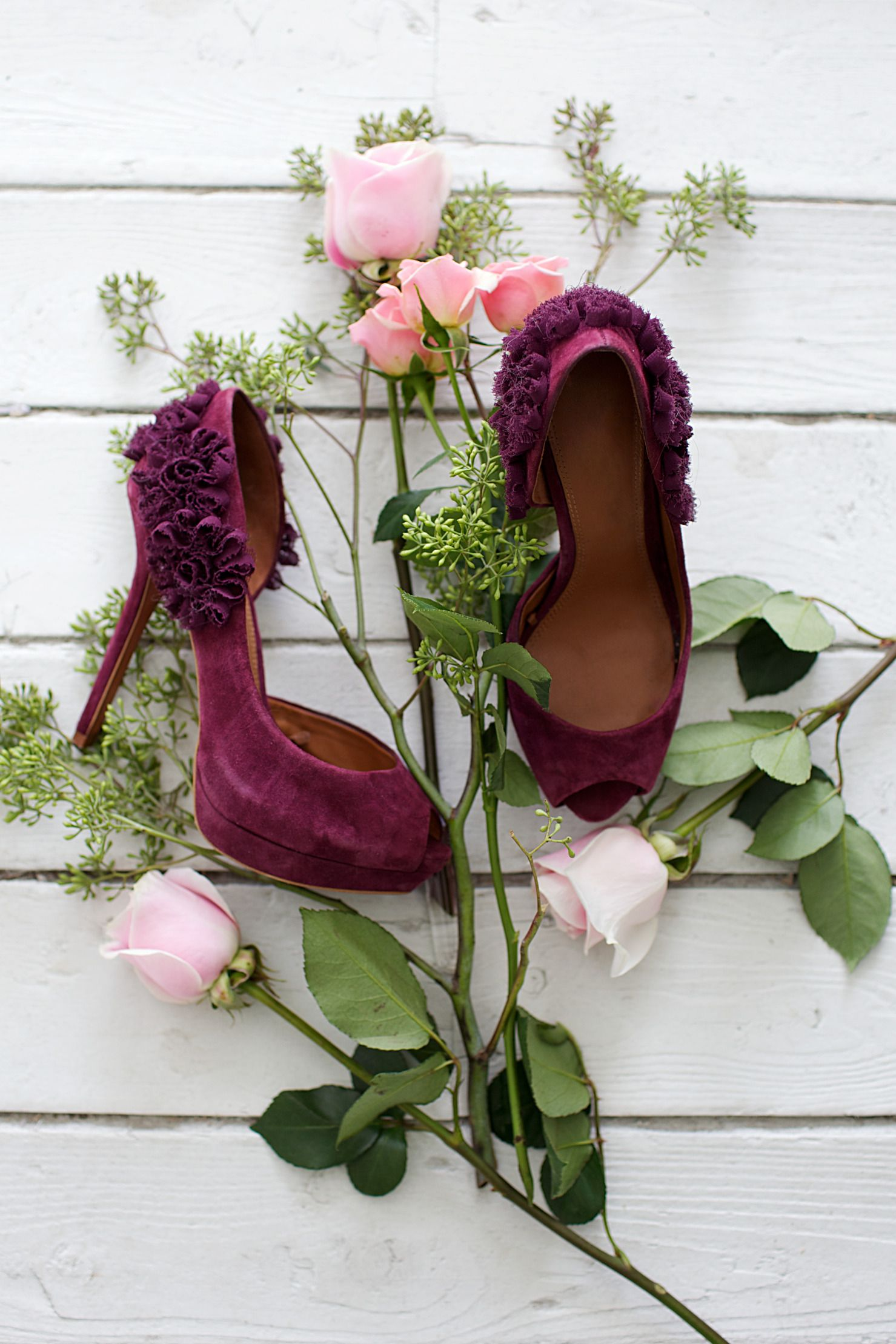 #pumps #bruidsschoenen #trouwschoenen #bruiloft #trouwen #bruiloft #inspiratie #wedding #bridal #shoes #heels #inspiration | Photography: Valeria Burlesque Photography | ThePerfectWedding.nl