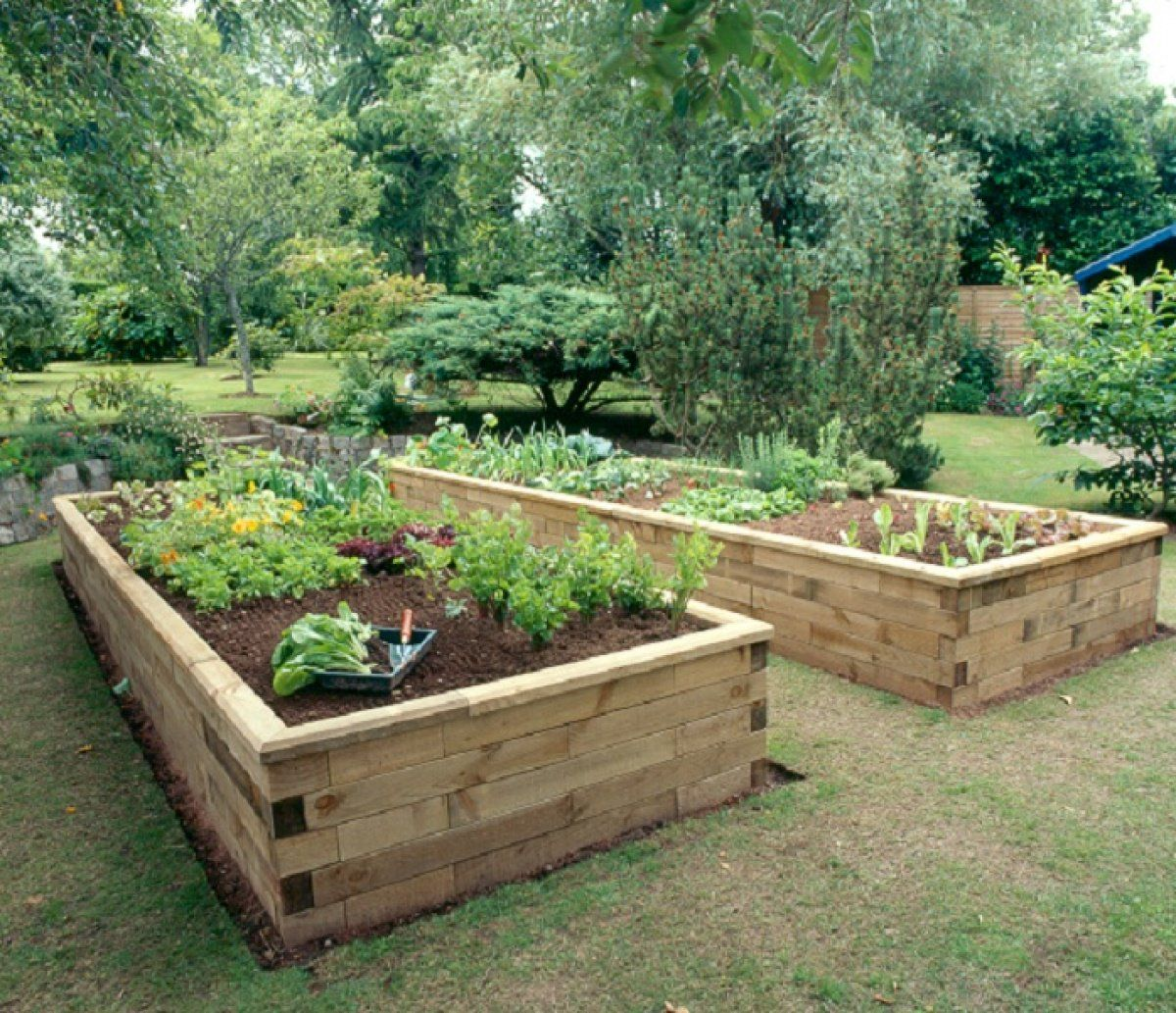 Raised Beds / Made to Measure Raised beds, How to make
