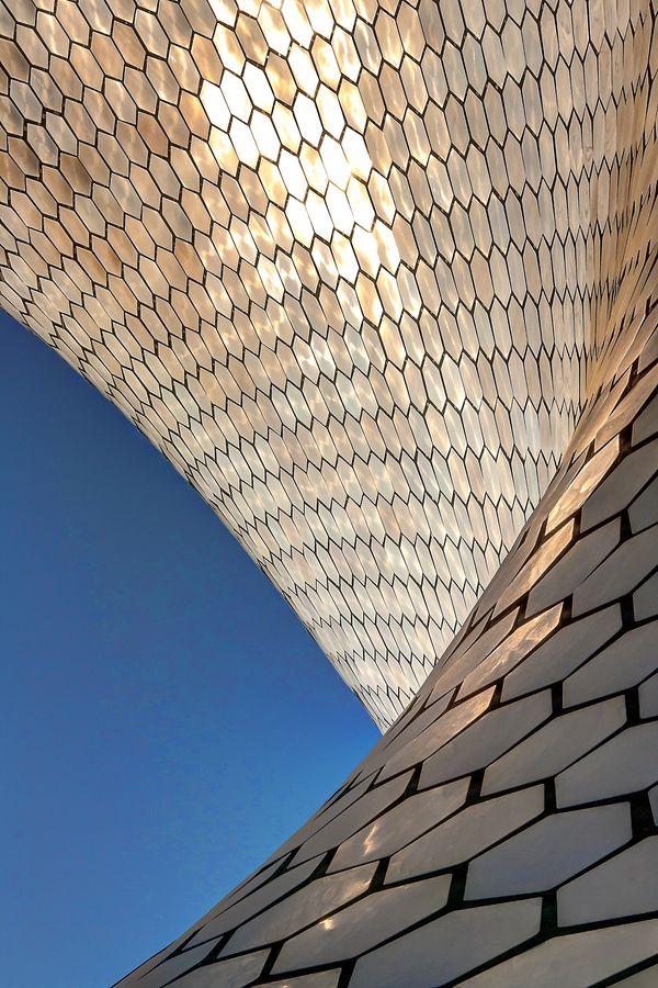 Museo Soumaya, Mexico City   ::: a r c h i t e x t u r a l ...