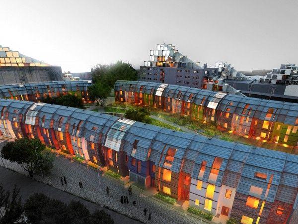 21st Century Industrial Housing!