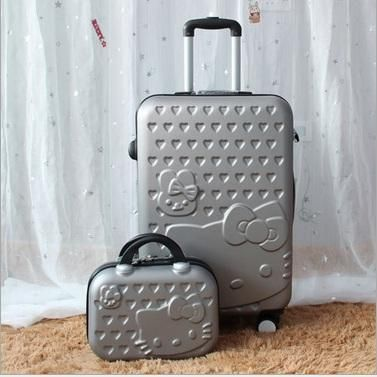 277d7f01aff Hello Kitty Travel luggage   Travel luggage in 2018   Pinterest ...