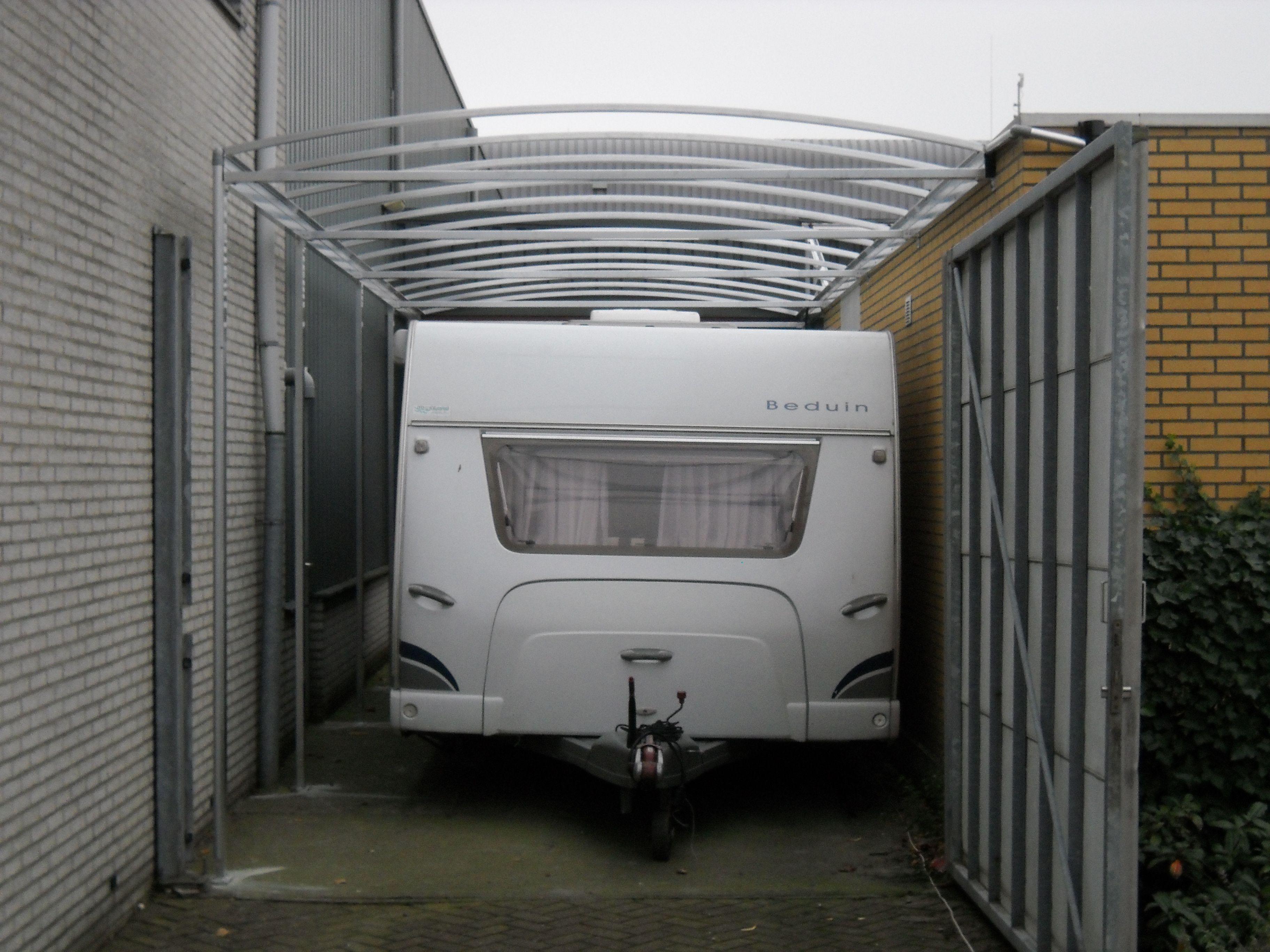 Overkapping Voor Uw Caravan Nodig Bekijk De Carports Op De Site Of Bel 0174 29072 Voor Meer Info Carport Caravan