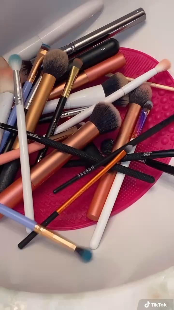 Asmr Makeup Edition Video Makeup Brushes Creative Makeup Eye Makeup