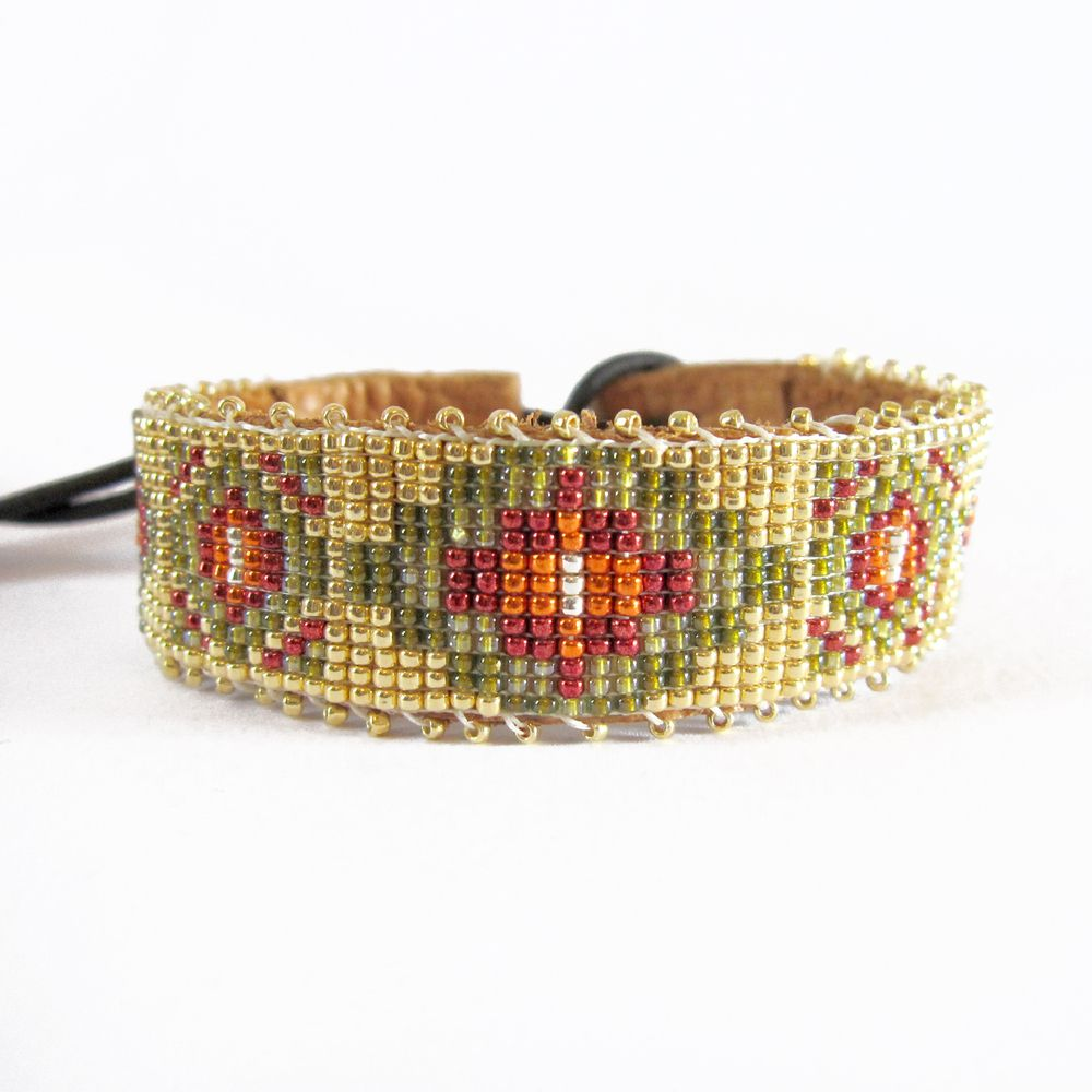 Emily Wrap by Beyond Buckskin Boutique | Beads... Beading Projects ...
