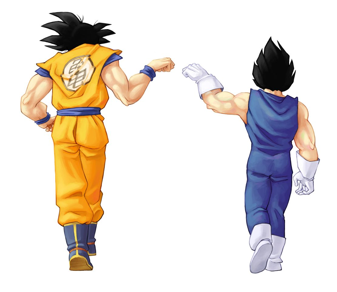 Dragon Ball Z - Goku & Vegeta