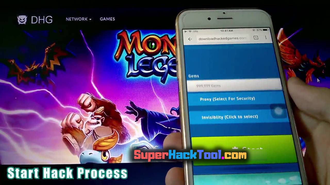 Monster Legends Cheats iOS & Android