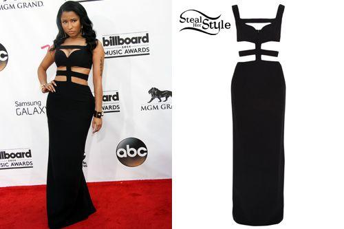 Nicki Minaj: 2014 Billboard Music Awards Dress | Missy K's Closet ...