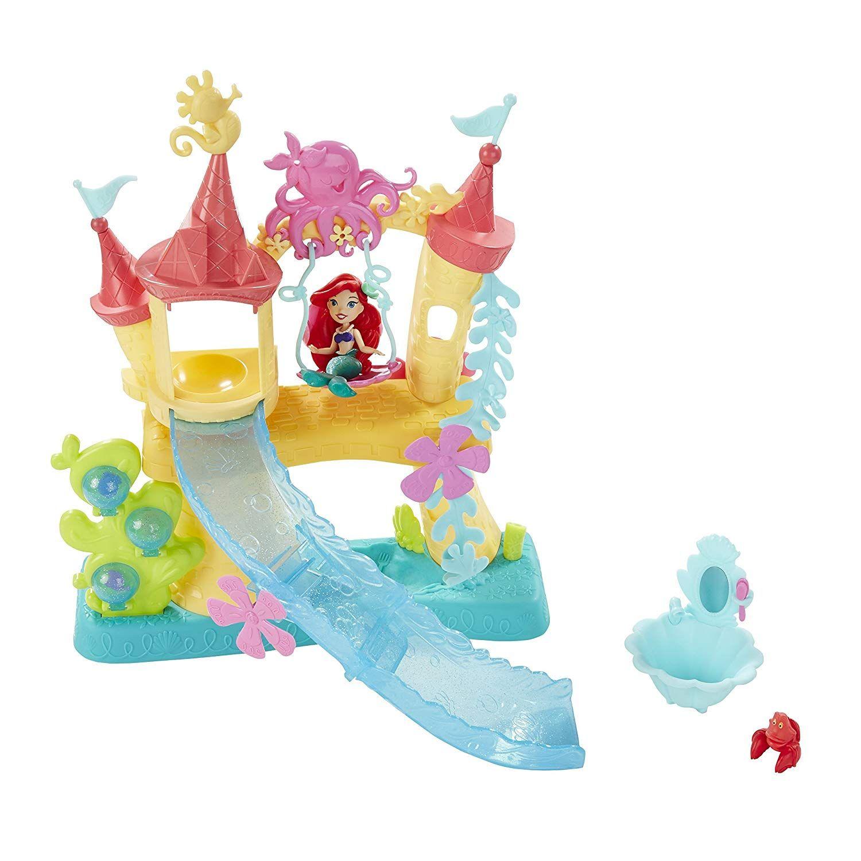 Disney Princess Little Kingdom Ariel's Sea Castle Amazon
