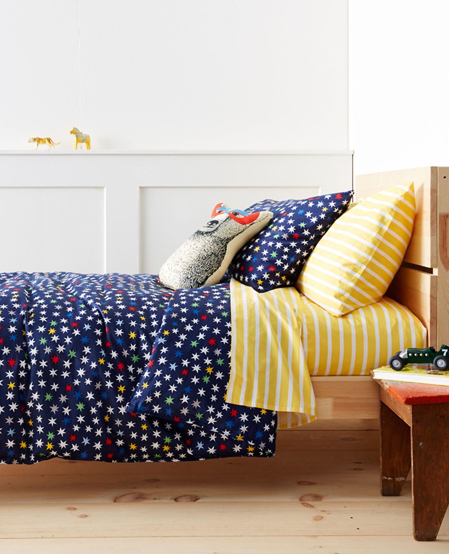HannaSoft™ Starry Starry Bright Duvet Cover in Multi