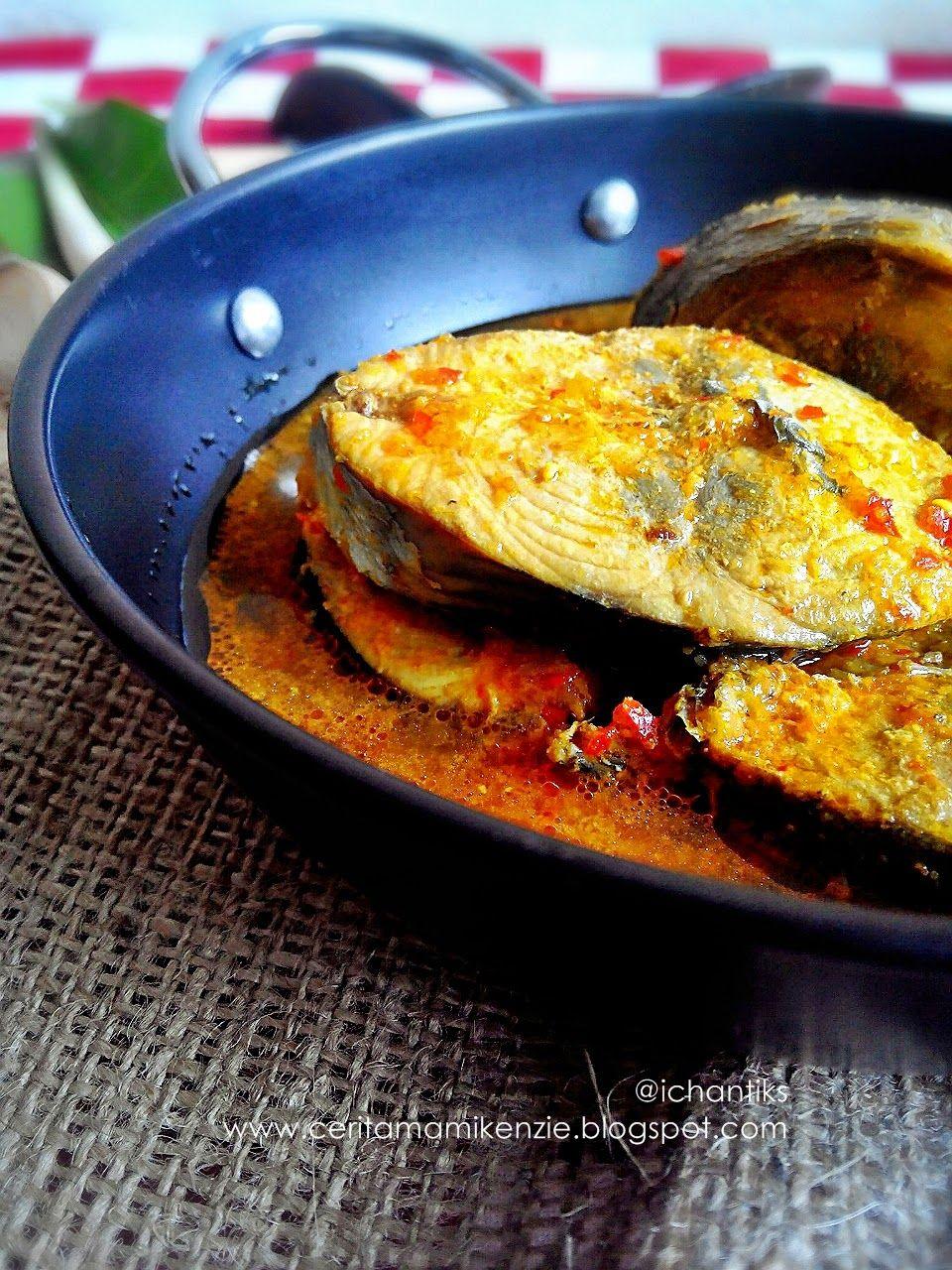 Resep Asam Padeh Ikan Tongkol Cerita Mami Kenzie Makanan Resep Makanan Masakan Indonesia