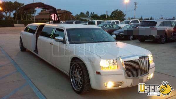 Chrysler Jet Door Limousine For Sale In California Cool Limos For