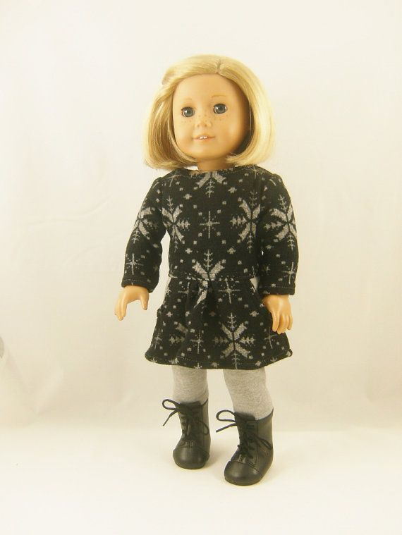 18 Inch Doll Clothes Fits American Girl by dressurdolly2 on Etsy