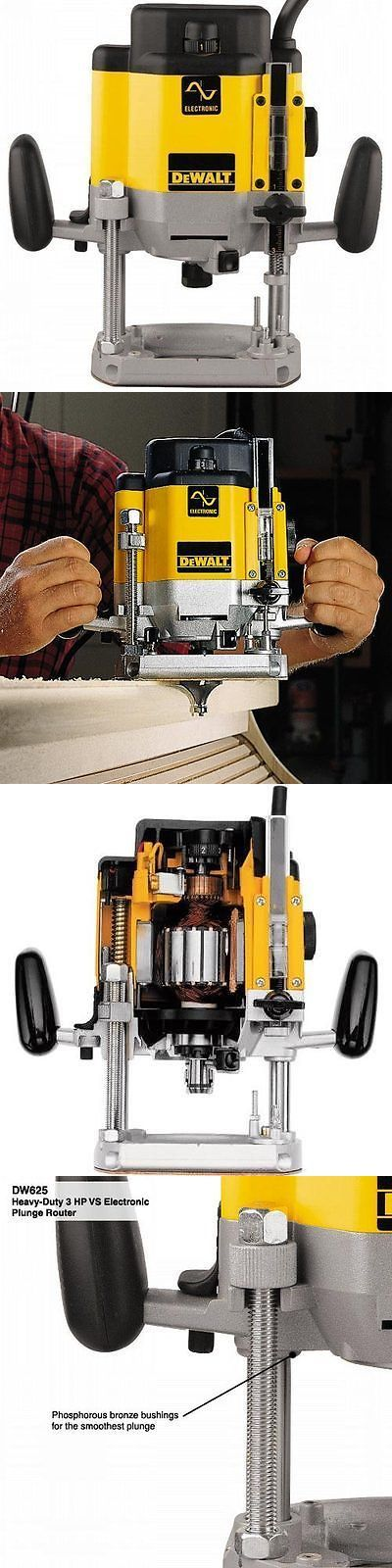 Routers 122829 dewalt dw625 3hp variable speed plunge router routers 122829 dewalt dw625 3hp variable speed plunge router woodworking tool buy it greentooth Choice Image