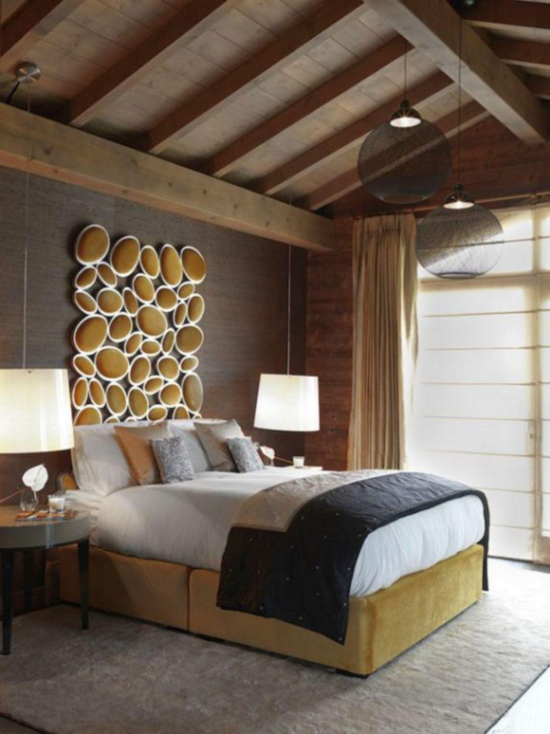 30 vaulted ceiling bedroom design ideas for inspiration httpdecorathingcombedroom ideas30 vaulted ceiling bedroom design ideas for inspiration - Inspirational Vaulted Ceiling Bedroom