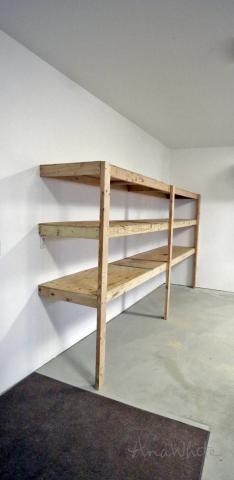 Best Shelves For Garage Storage