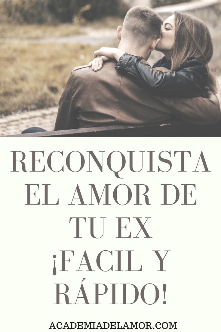 ¿Qué hacer para reconquistar el amor de tu ex ¡Fácil y rápido