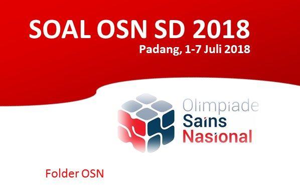 Pin Di Osn Sd 2019