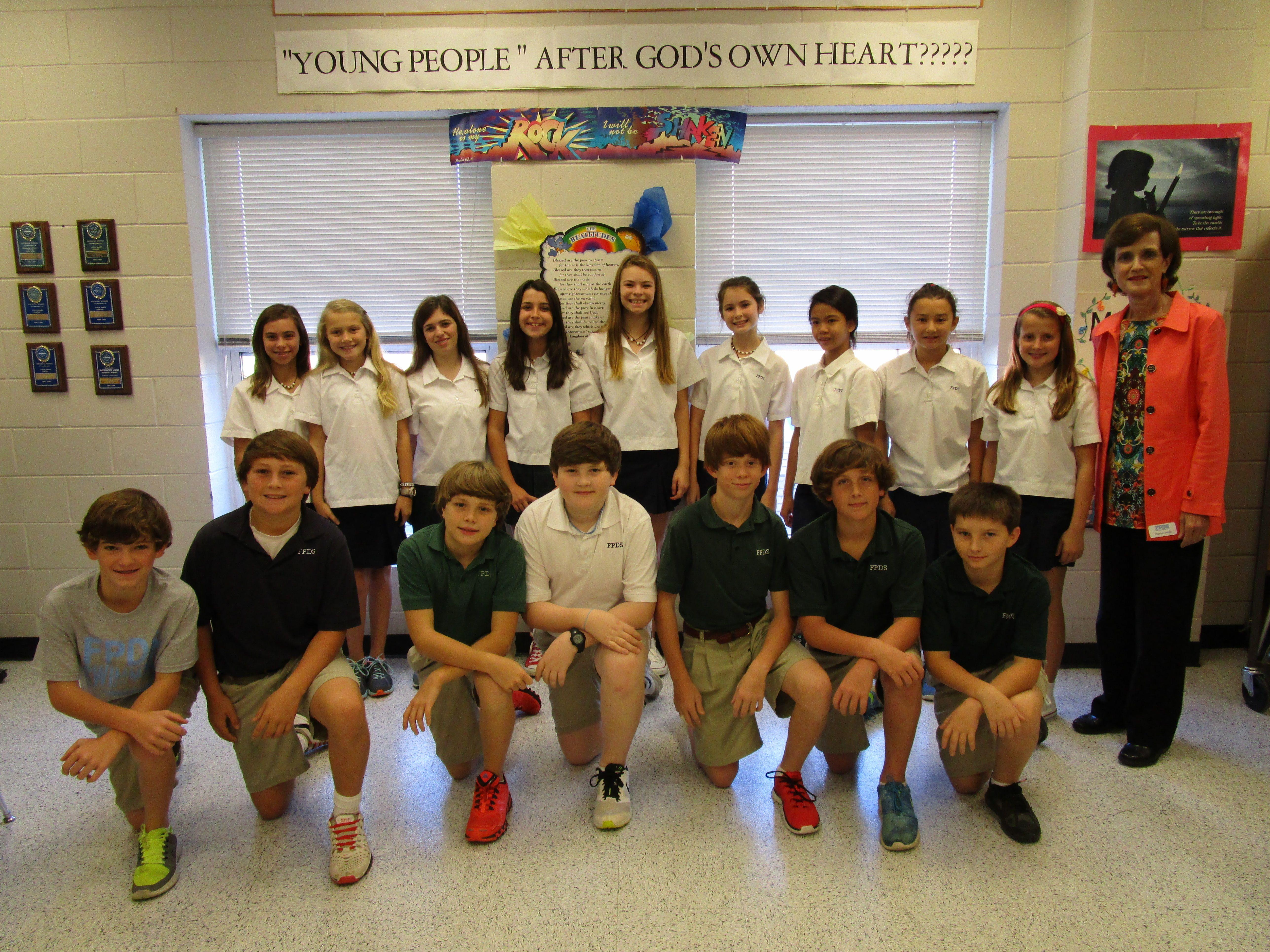 sixth grade classes celebrated - HD5152×3864