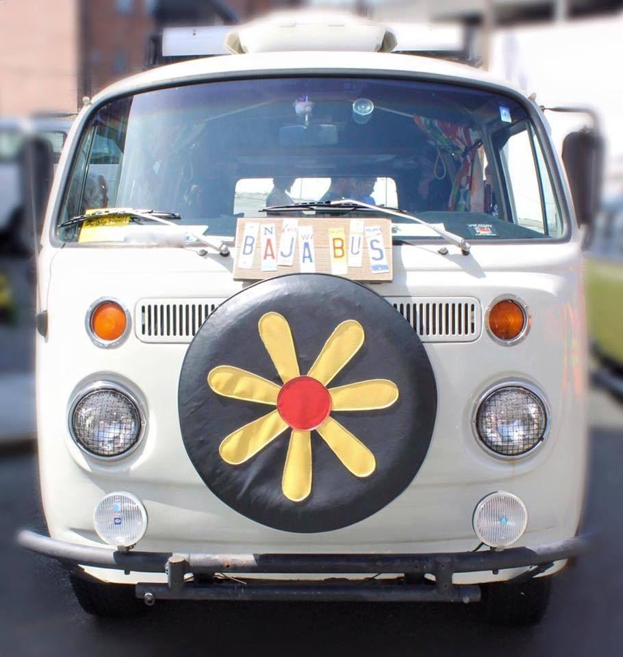 Peace, Love, & VW. Seattle, WA University VW Vintage