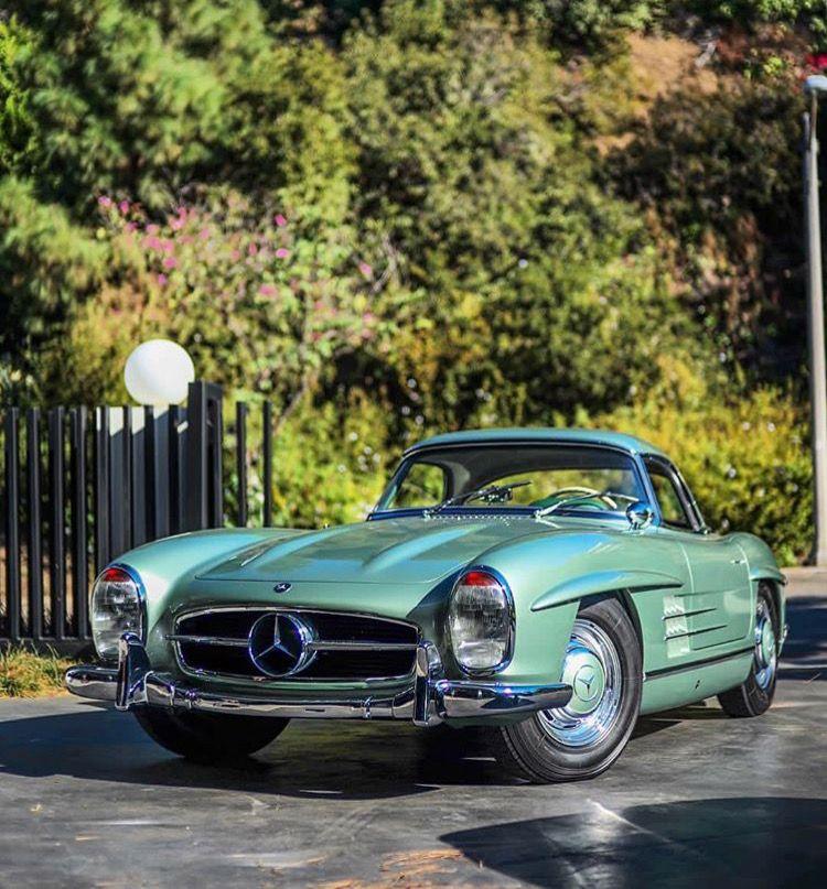 Mercedes 300sl, Mercedes
