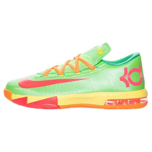 Boys  Grade School Nike KD 6 Basketball Shoes - 599477 300  82545ed7f