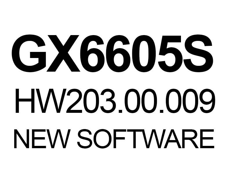 GX6605S HW203 00 009 POWERVU KEY SOFTWARE - HELLO ASSLAMOALAYKUM