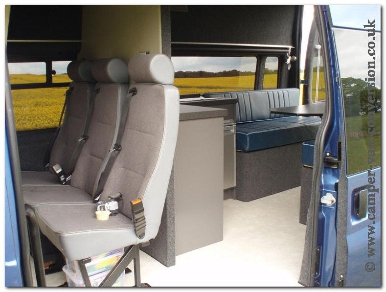 70 Awesome Camper Van Conversion Ideas Ford Transit Camper